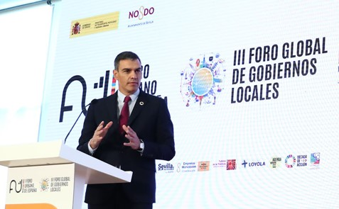 Foro urbano de España 2021