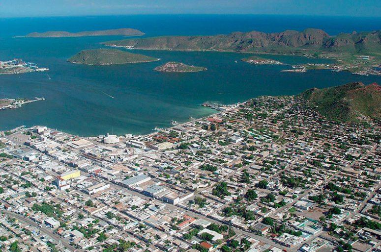 Nueva desaladora en Guaymas, México