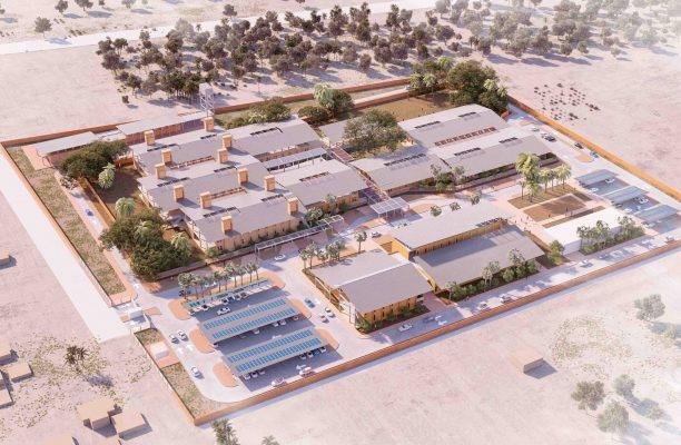 proyecto de IDOM en Gambia