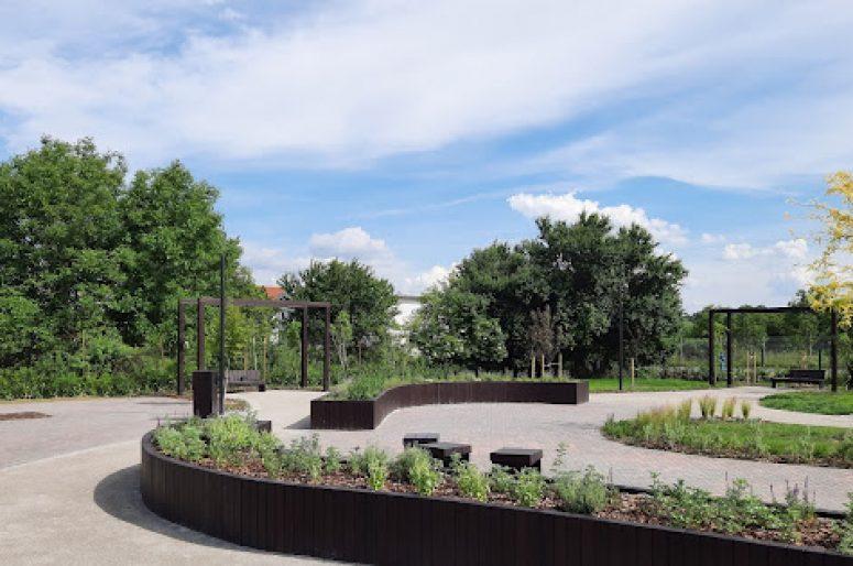 Living Lab Zagreb nuevo jardin