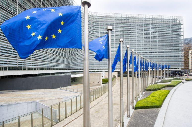 Drapeaux Berlaymont
