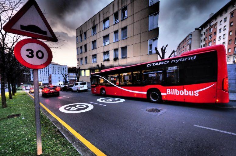 movilidad Bilbao