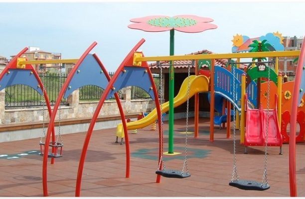 parque infantil. Foto- Decide Madrid